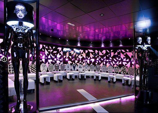 Decoraci n de le boutique club discoteca en madrid - Decoracion de pub ...