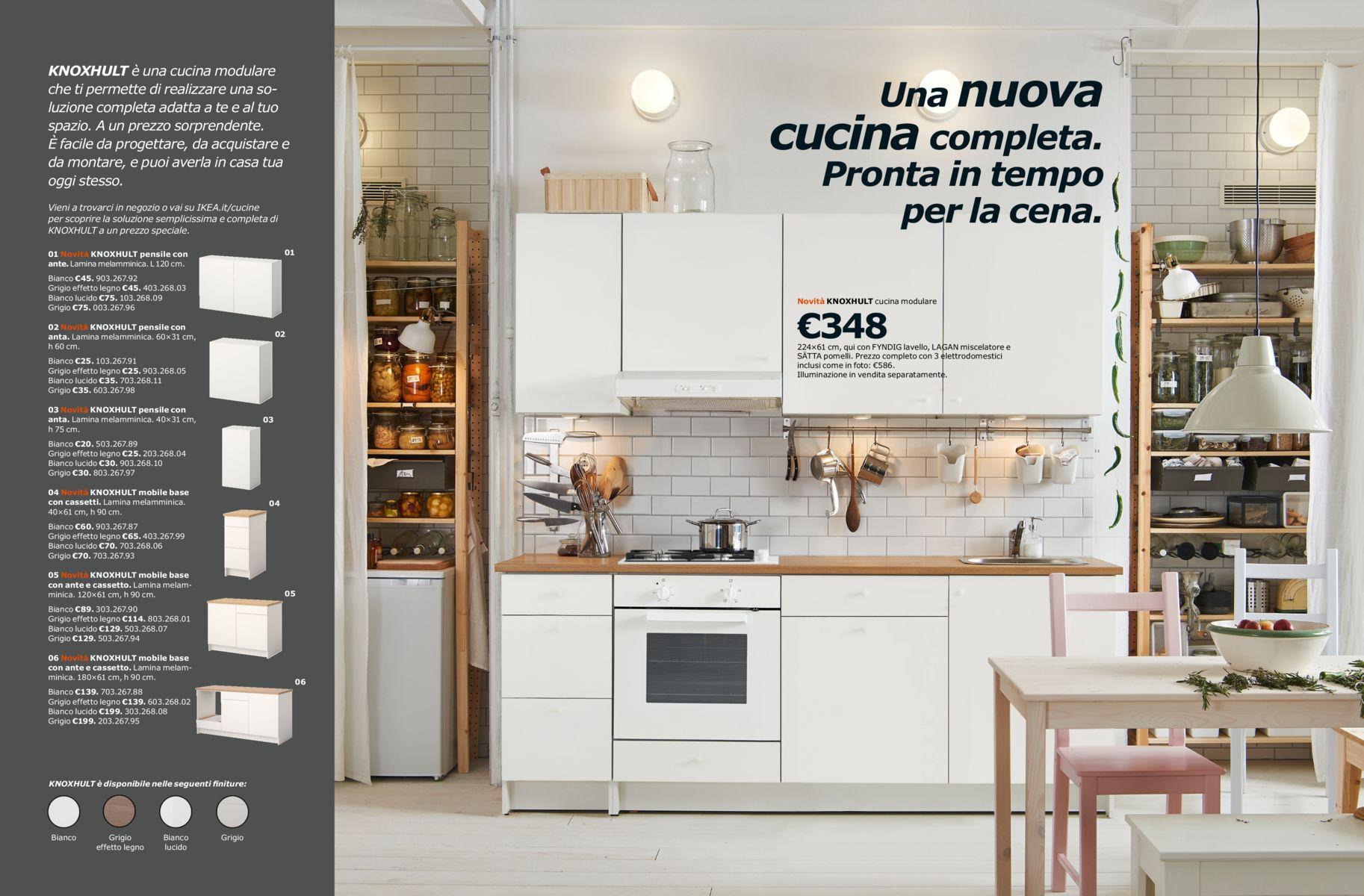 Cucine Ikea 2017 Prezzi brochure cucine 2017   cucine, brochure, arredamento
