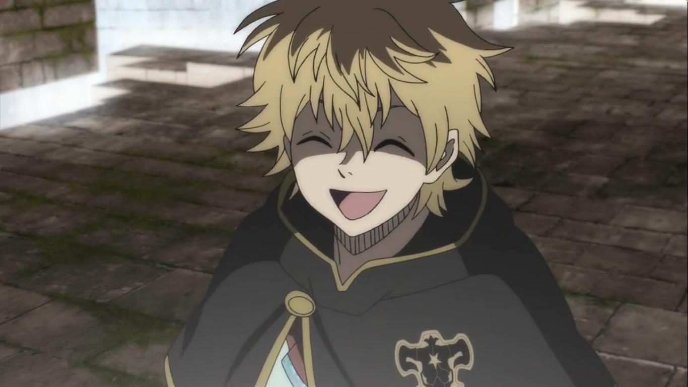 Black_Clover screenshot episode_15 Luck