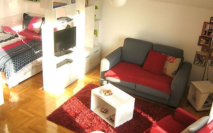 small studio apartment decorating ideas