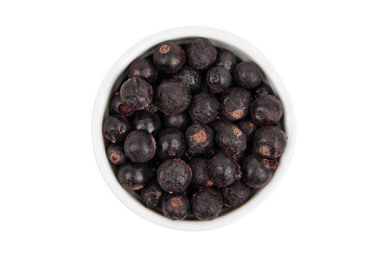 Freeze-Dried Black Currants - 2 ounces