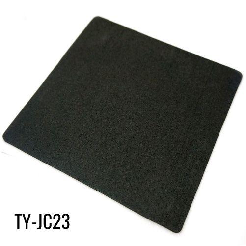 Thick Indoor Outdoor Black Rubber Matting Rolls Flooring Rubber