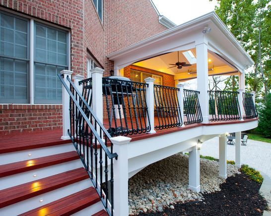 Get A Quote For Decks Screen Rooms And Outdoor Kitchens In Md