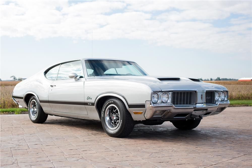 Real Deal Olds W31 With Recent New Paint On Original Rock Solid