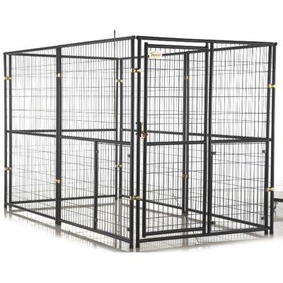 Retriever Lodge Expandable Kennel 10 Ft L X 5 Ft W X 6 Ft H Luxury Dog Kennels Cheap Dog Kennels Dog Kennel