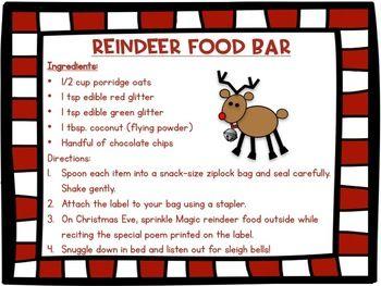 Reindeer Food Bar #reindeerfoodrecipe