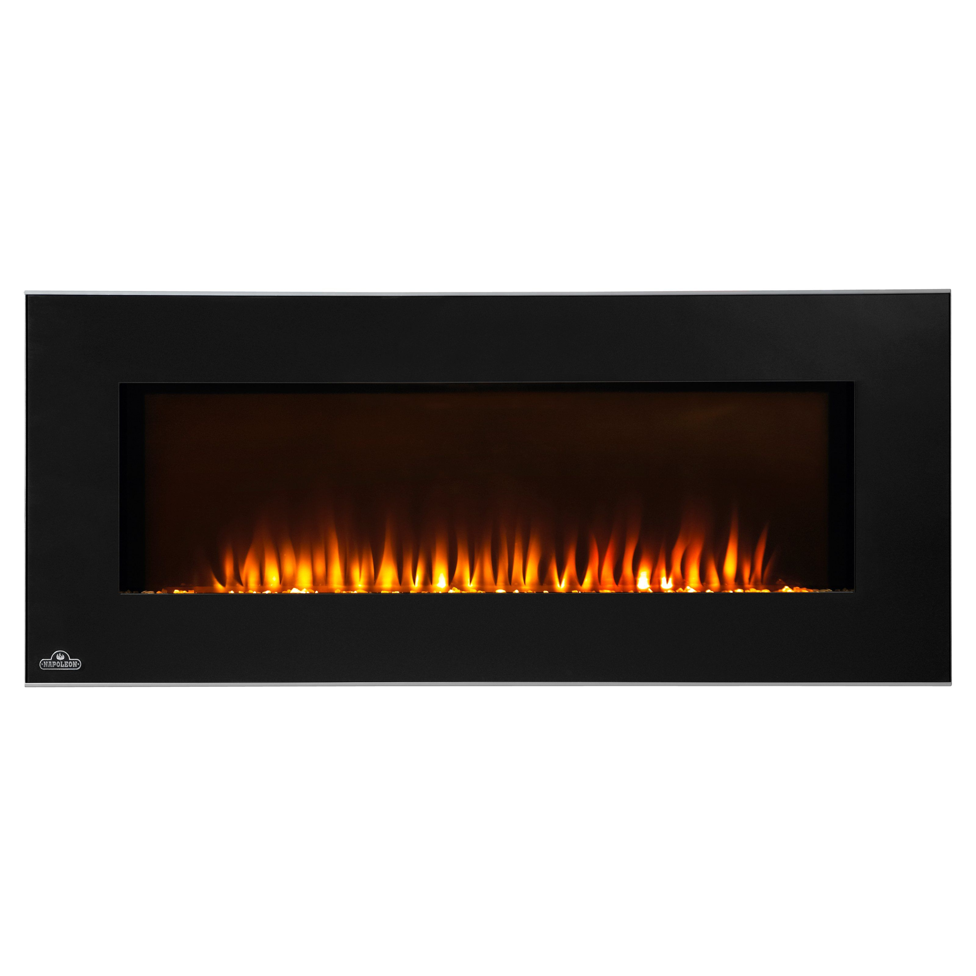 napoleon 42 in electric fireplace insert 599 hayneedle