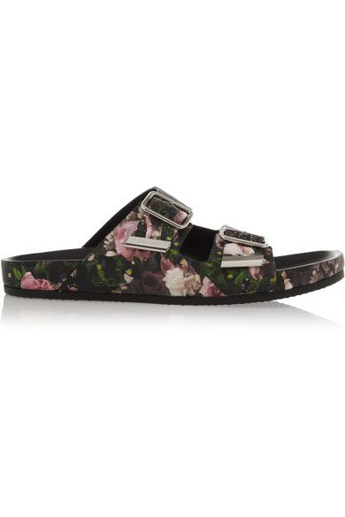 TRENDS S/S 2014 - like these Givenchy birki's but not the price-tag €595? I got a real great alternative for you coming up!