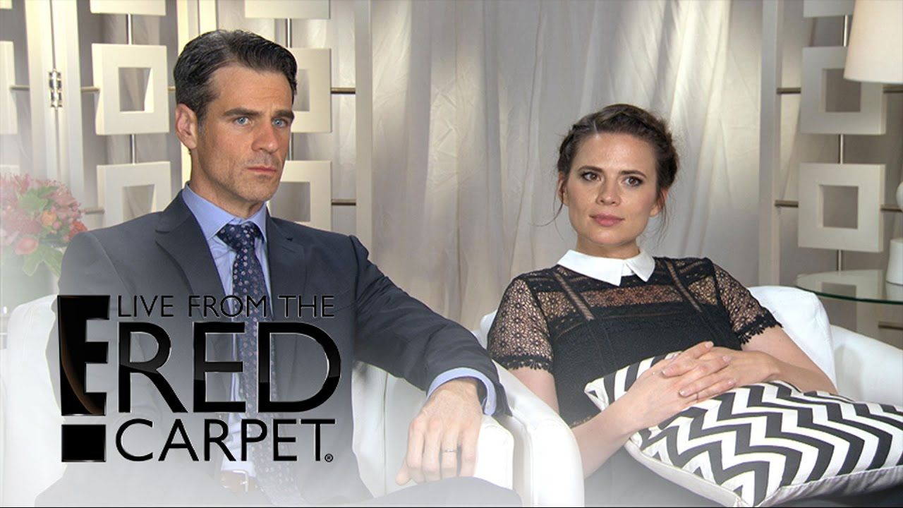 """New post on Getmybuzzup TV- Hayley Atwell Spills on New Show """"Conviction"""" 