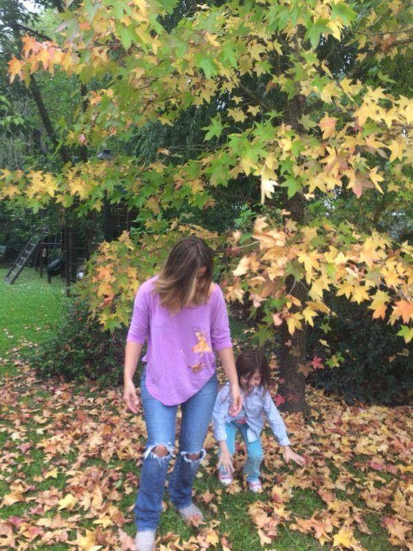 Denim de otoño