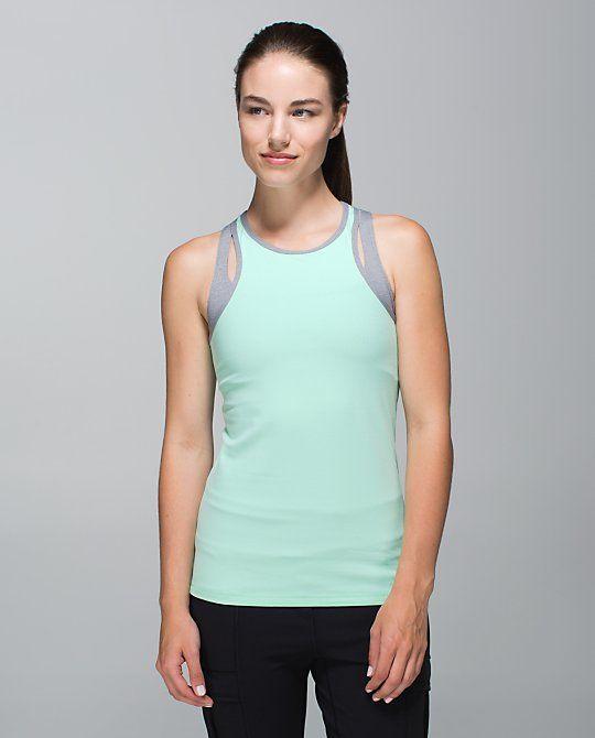 af4670a721e95 Inspiration Tank - lululemon - high neck yoga top