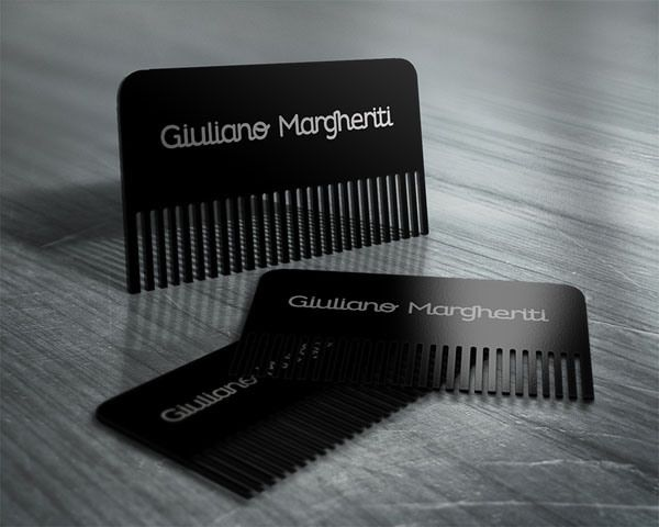 20 Creative Examples Of Barber Business Card Design Smashfreakz