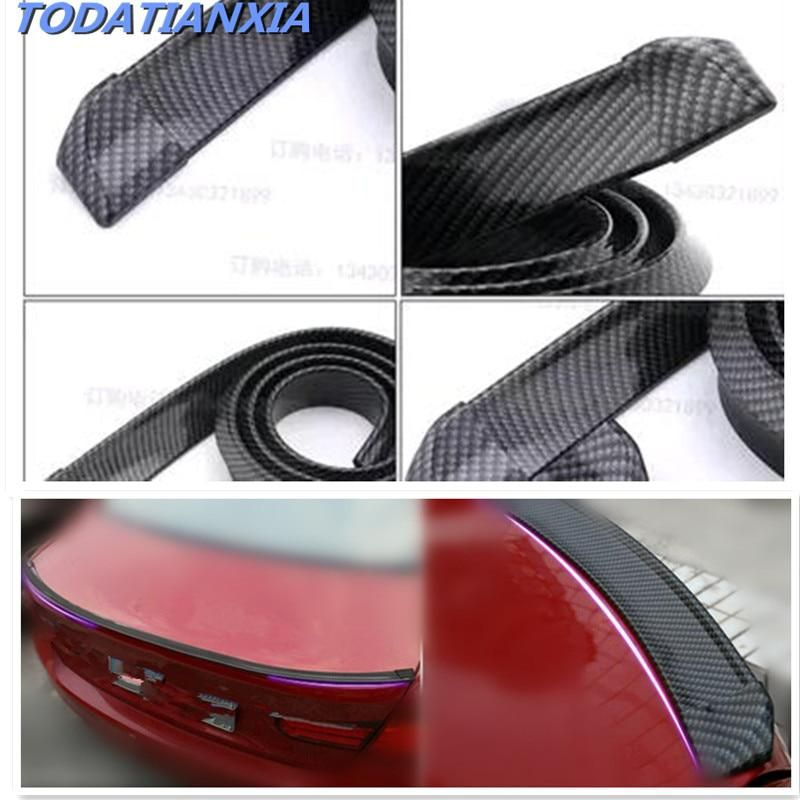 Hot 2020 Newest Car Roof Decorative Accessories Stickers For Fiat