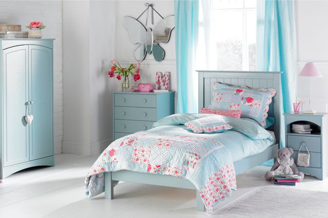 Bedroom Ideas For Teenage Girls Uk baby blue | blue girls bedrooms, bedrooms and kids rooms