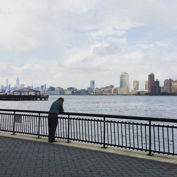 Instant de solitude, NYC