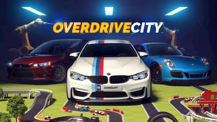 Overdrive City for PC (Free Download) https