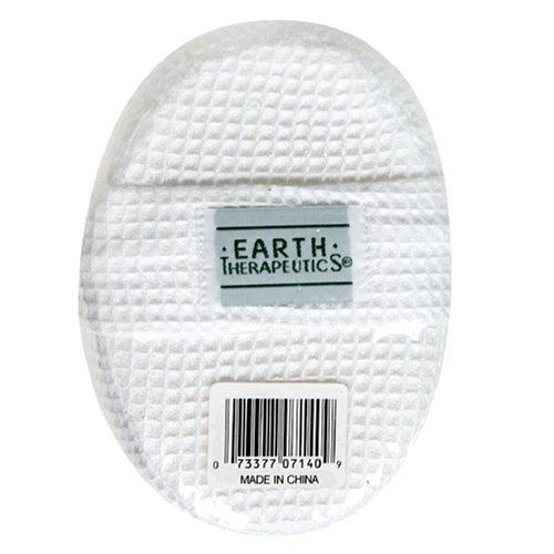 Earth Therapeutics Earth Elementals Loofah Bath Pad 1 each Pack of 4 ** Find out more about the great product at the image link.