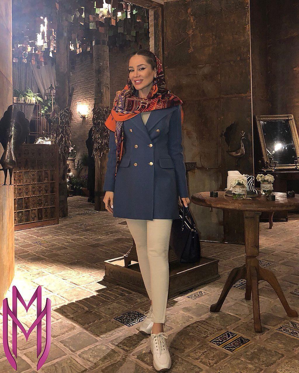 پوشاک لوکس برند مانی Mandana Mani Women Blouses Fashion Iranian Women Fashion Fashion Clothes Women