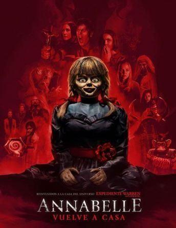 Annabelle 1 Ganzer Film Deutsch