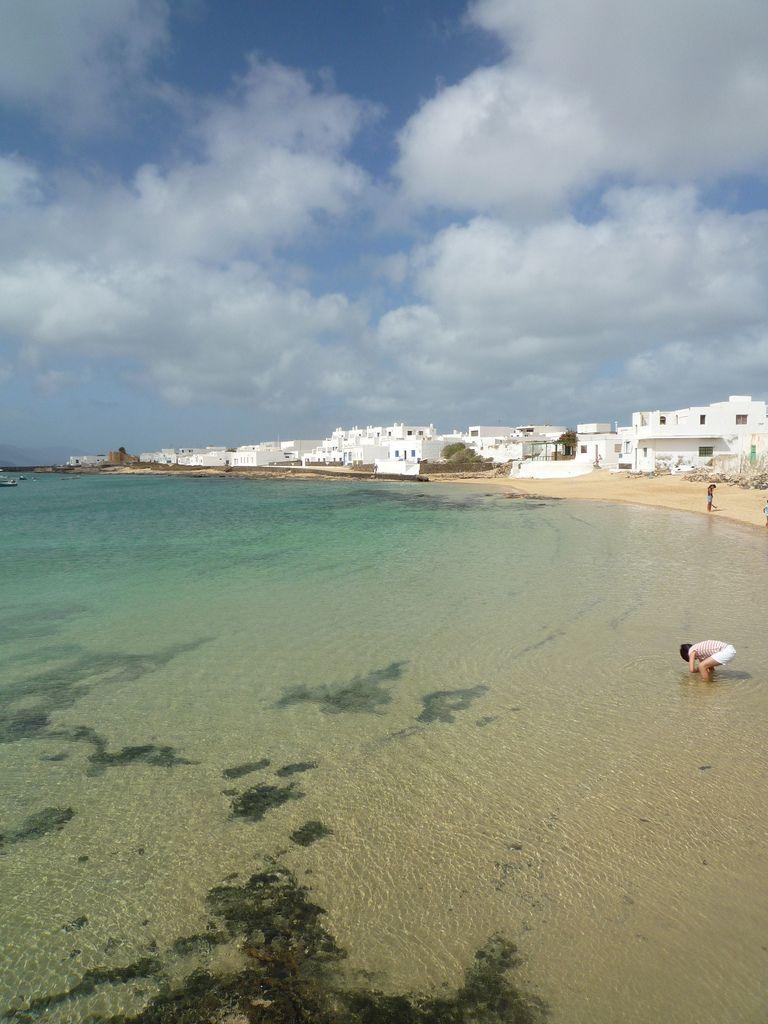 La graciosa, Islas Canarias