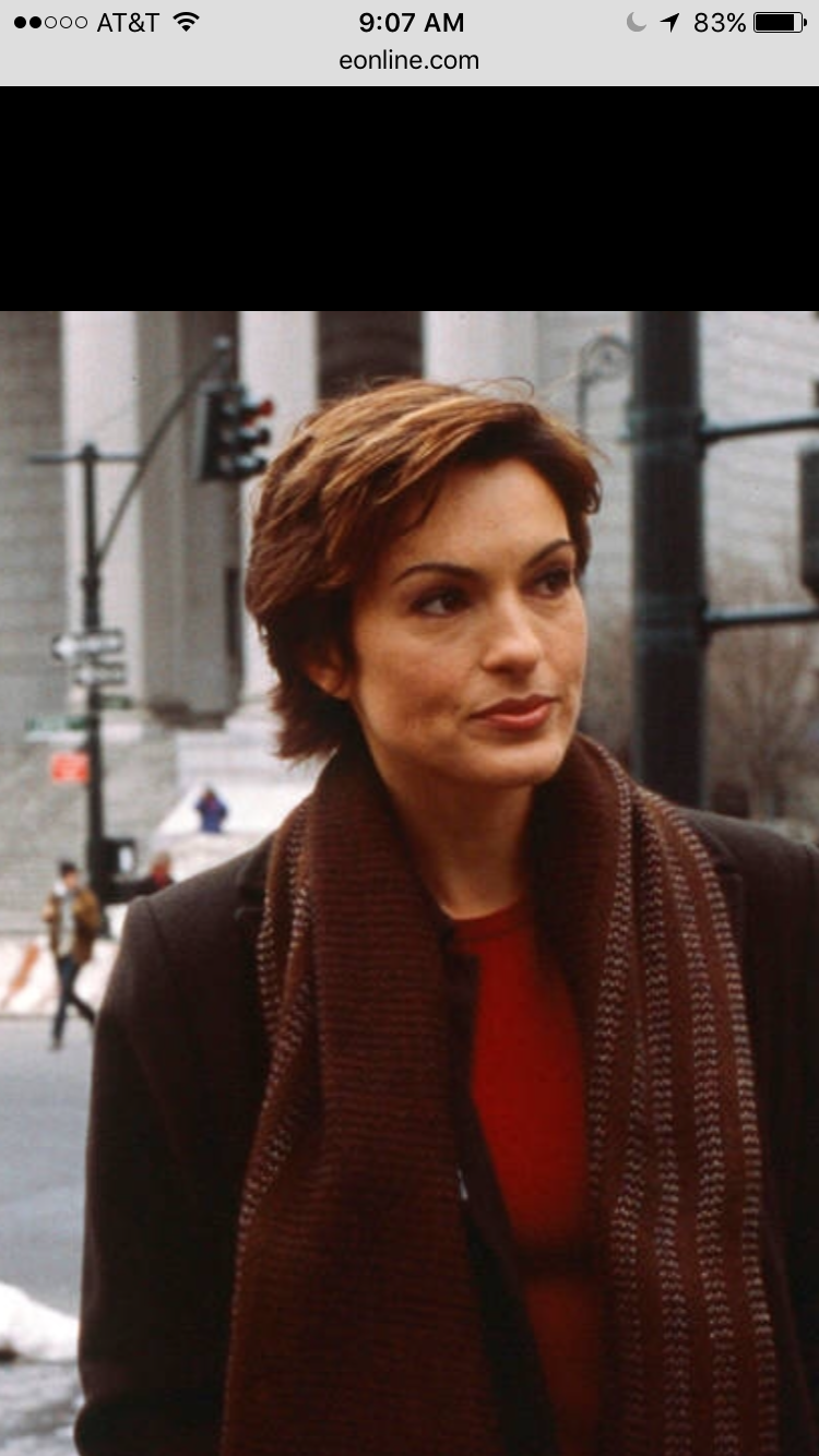 Image Result For Olivia Benson Law And Order Svu Hairstyles