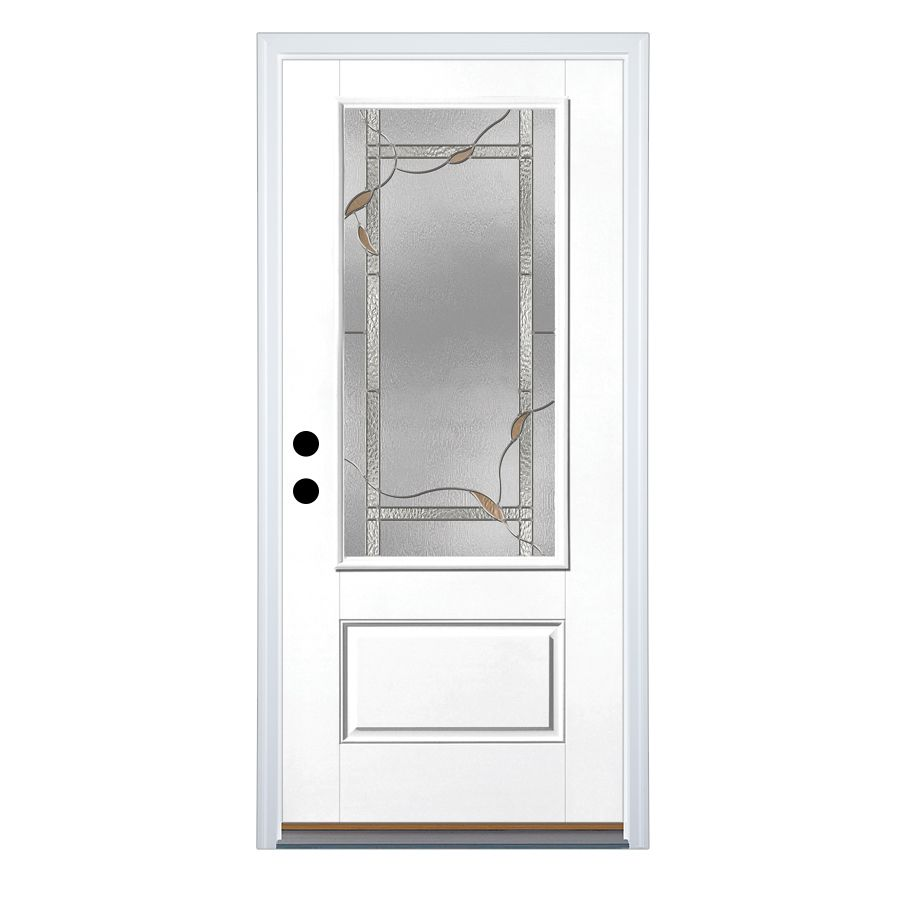 ThermaTru Benchmark Doors Ashleigh Panel Insulating Core Lite