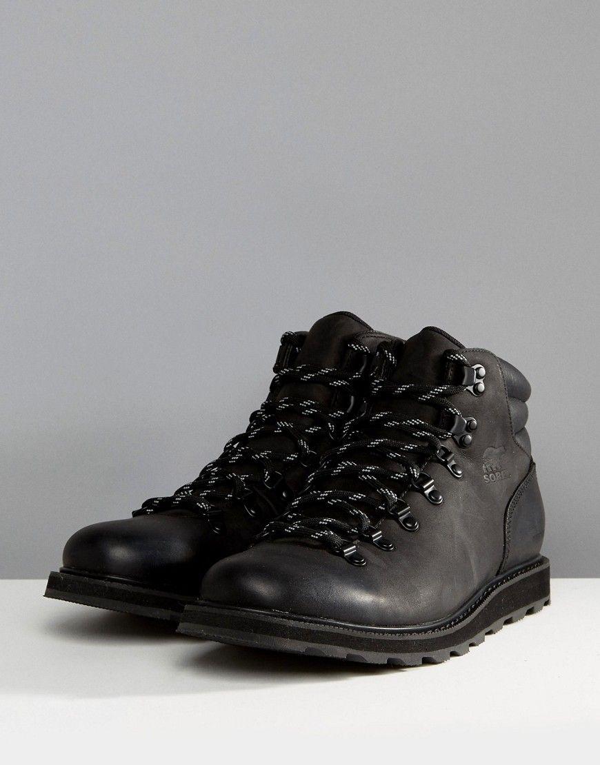 Sorel Madson Waterproof Hiking Boots in