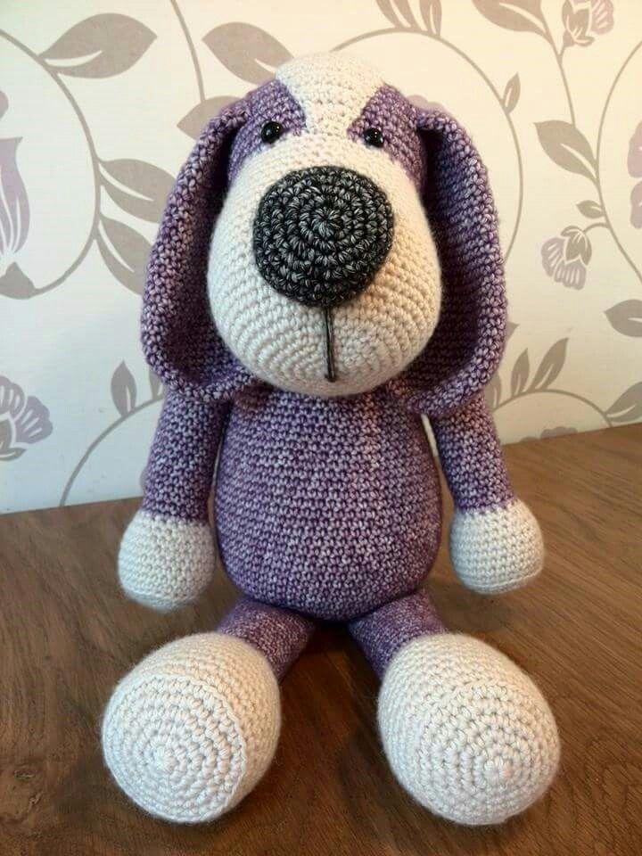 Hond Boris Haakpatronen Crochet Crochet Dolls En Crochet Patterns