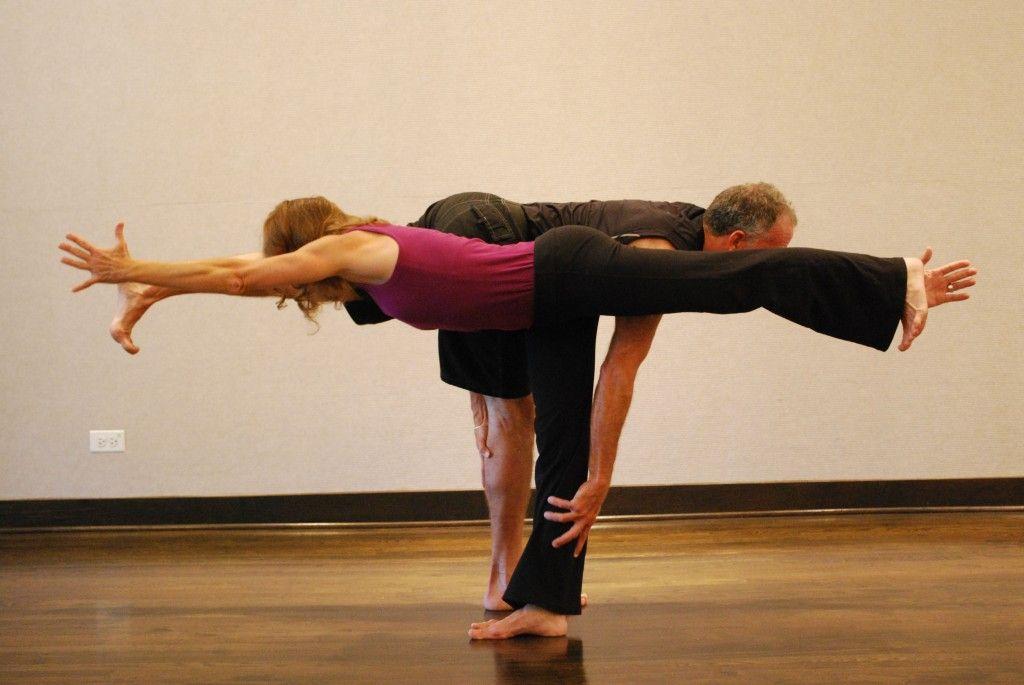 Playful Partner Yoga