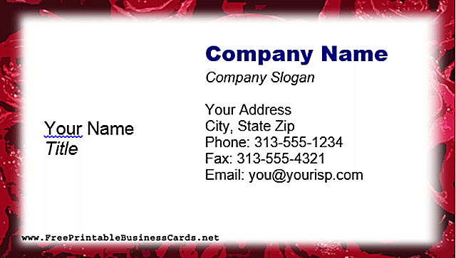 hundreds of free business card templates for microsoft word free printable business cardsnets free business card templates