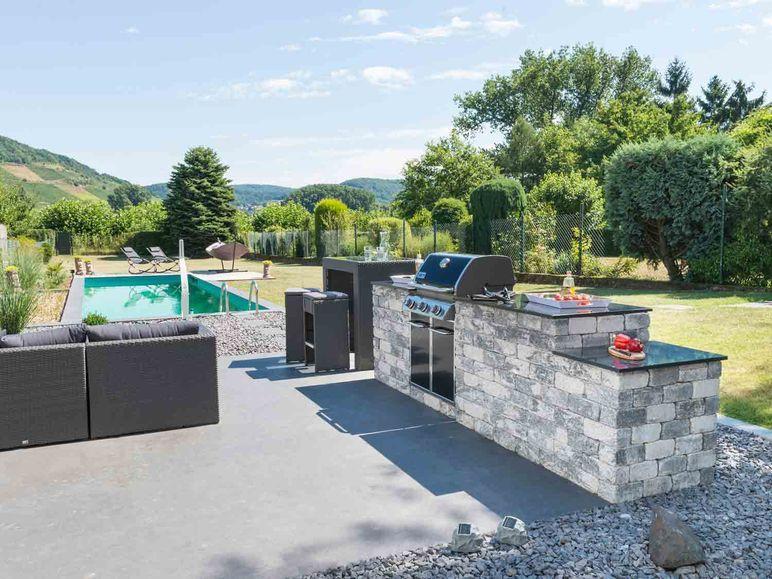 Ehl Outdoor Kitchen Lidl Deutschland Unter Freiem Himmel Gartenhaus Mit Terrasse Gartengestaltung