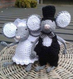 Bruidspaar Muis Petras Hobby Site Muizen Bruidspaar Dat Door