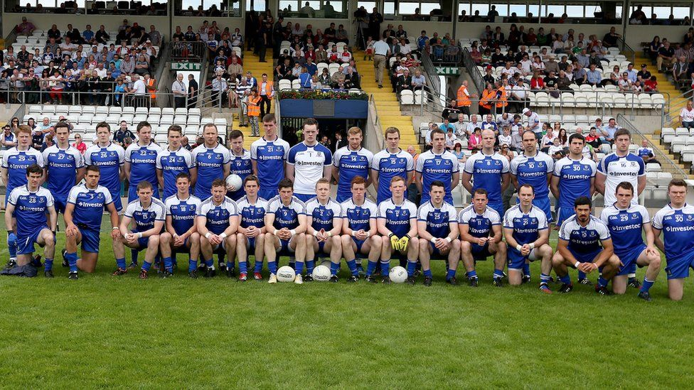 Focus on Monaghan's win over Tyrone Soccer, Glasgow