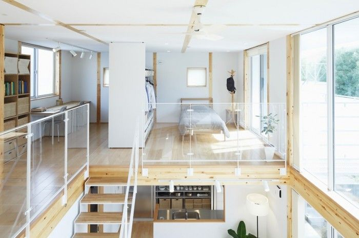 Japanese Style Interior Design Small appartement Pinterest