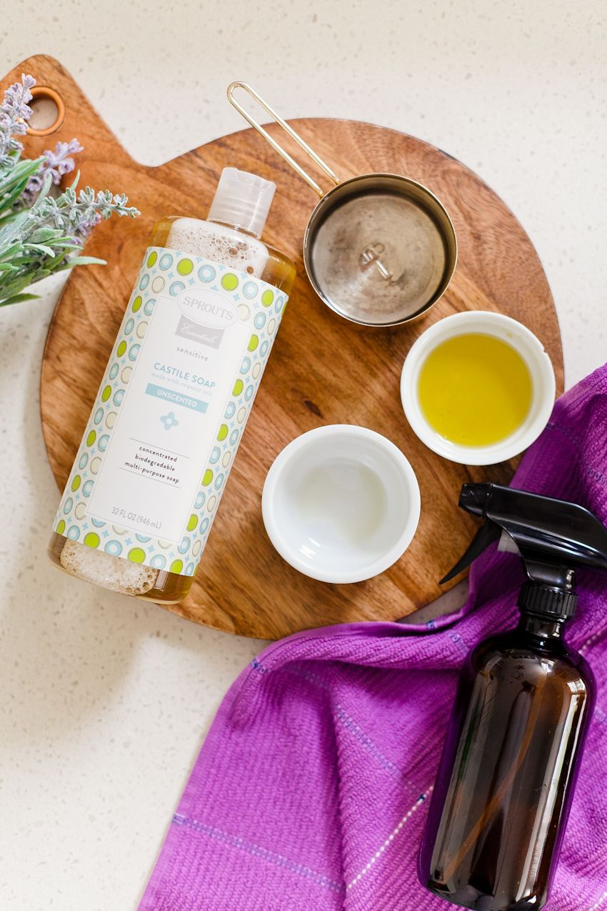 3 Amazing Castile Soap Recipes To Make Your House Sparkle