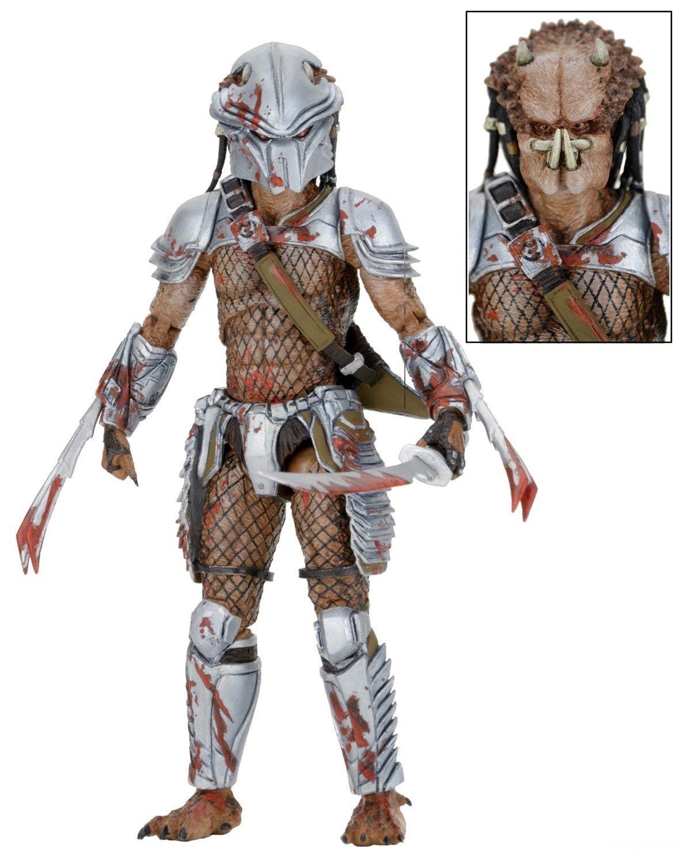"Machiko 7/"" Scale Action Figures Series 18 Assortment Predator NECA"