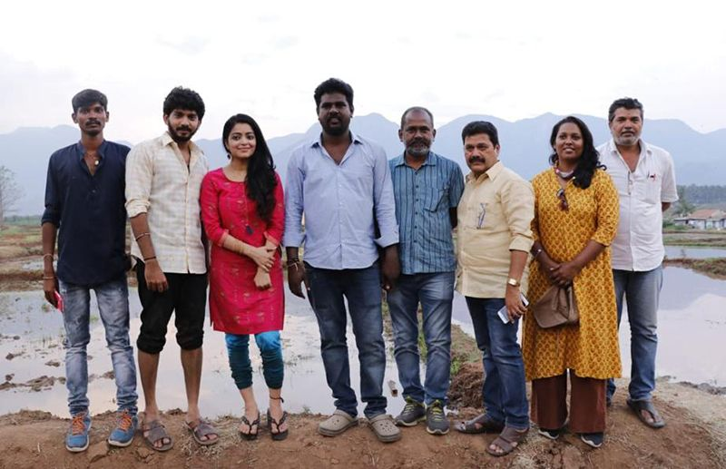 Dharma Prabhu Crew Wraps Up 2nd Schedule In Pollachi