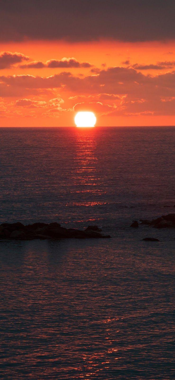 Beach Sunset Wallpaper Iphone X Beach Sunset Wallpaper Sunset Wallpaper Phone Wallpaper