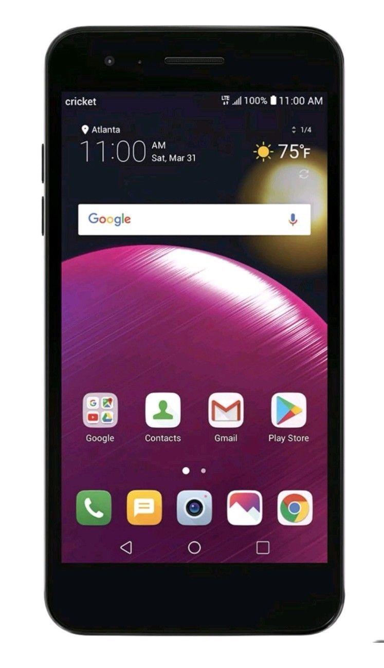 67 99 Lg Fortune 2 Cricket Wireless Smartphone Unlocked Metropcs Tmobile At T Fortune Cricket Wireless Sma Cricket Wireless Tmobile Smartphone Deals