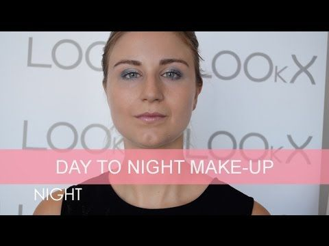 How to: van dag naar avond make-up - Girlscene