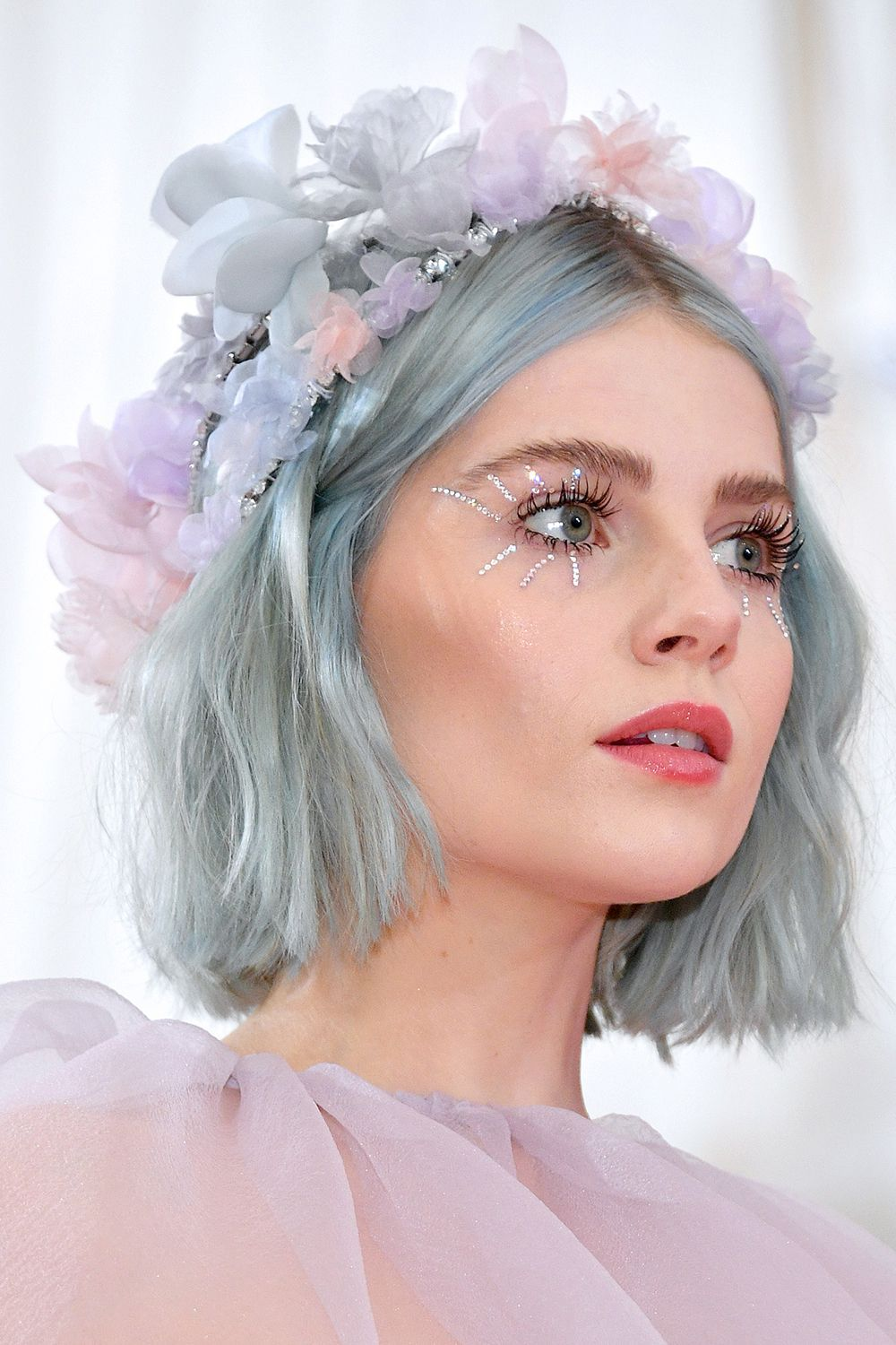 10 of the most incredible Met Gala beauty looks