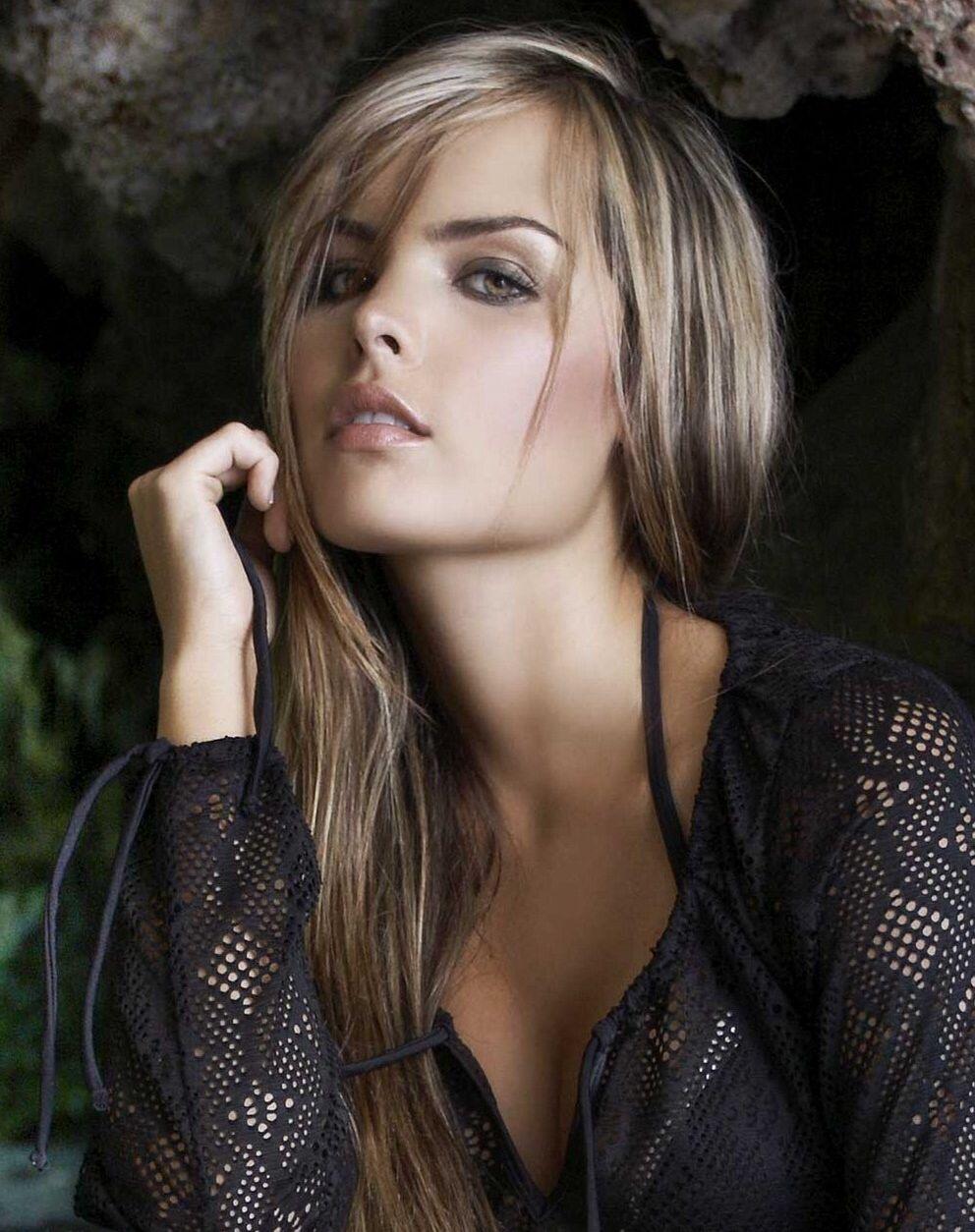 Melissa Giraldo Natural Visages Feminins Visage