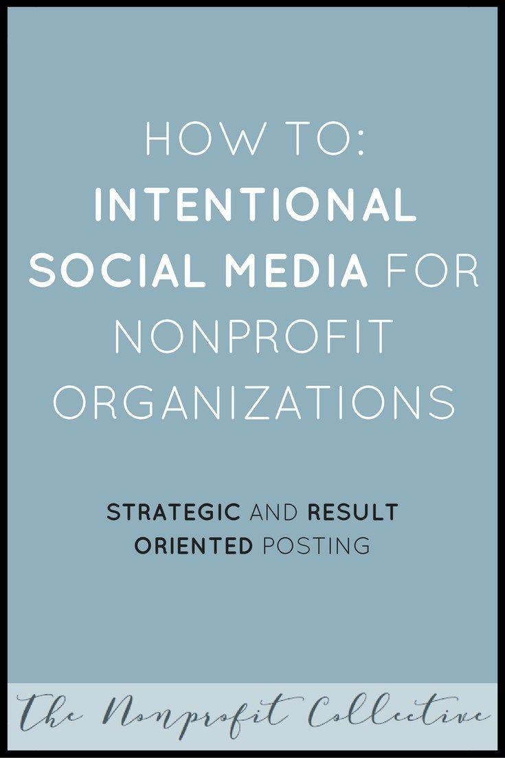 Socially-oriented non-profit organizations