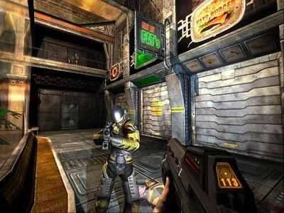 the chronicles of riddick escape from butcher bay - developers cut pc