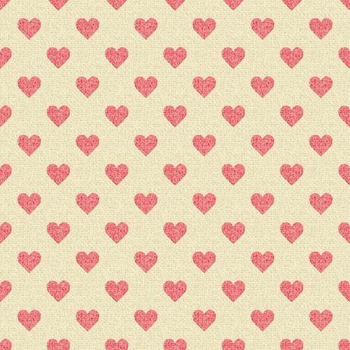 ♥ pattern love