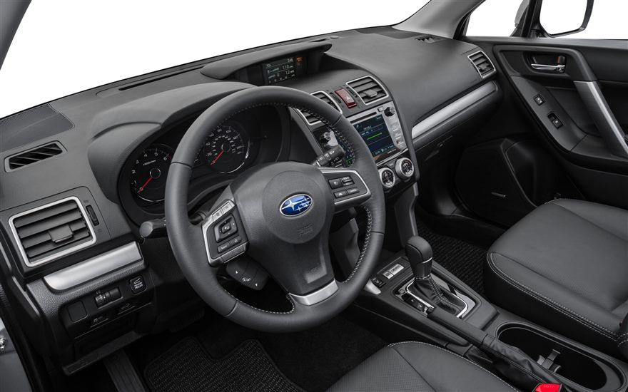 2016 Subaru Forester Interior The 2016 Subaru Forester Continues Essentially Unchanged But Some Differences Will Subaru Forester Subaru Fuji Heavy Industries