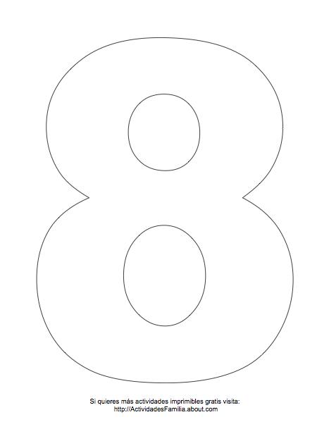 Dibujos De Números Para Colorear Number Bubble Numbers Alphabet