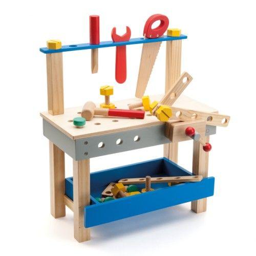 tabli de bricolage avec ses outils bricoltou oxybul pour enfant de 3 ans 6 ans oxybul veil. Black Bedroom Furniture Sets. Home Design Ideas