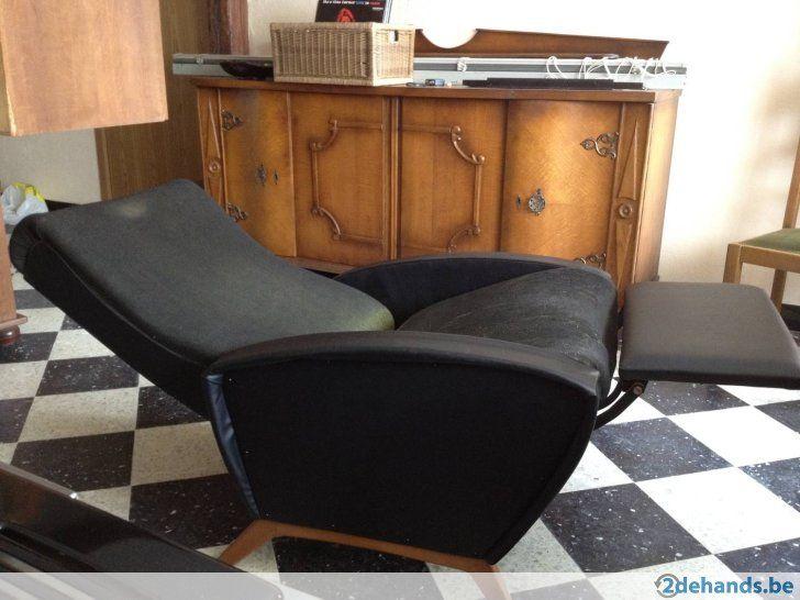 Relaxzetel Te Koop.Retro 50 Relax Zetel Vintage Te Koop 2dehands Be Zetel