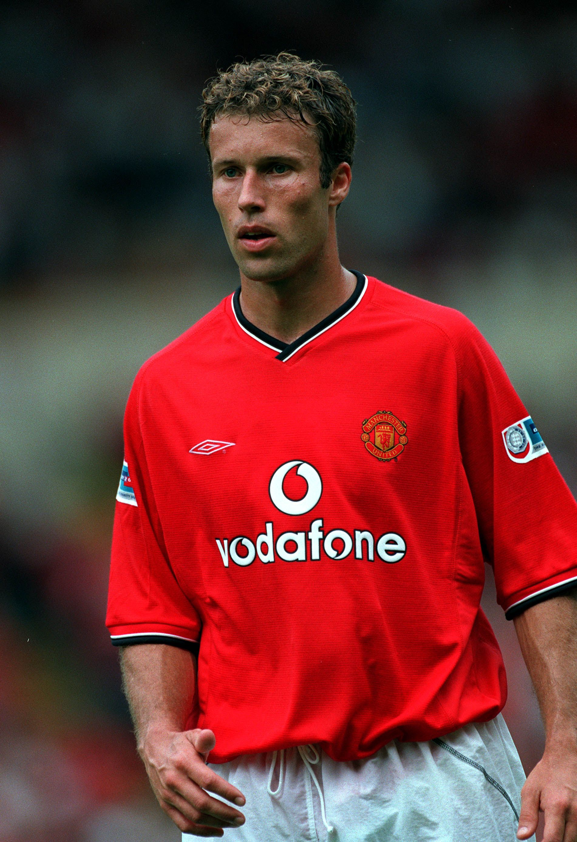 Ronny Johnsen. | Manchester united players, Manchester